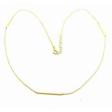 Złoty naszyjnik pr. 585