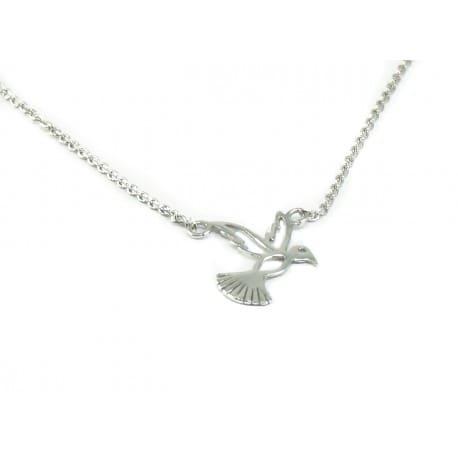 Celebrytka srebrna  - koliber